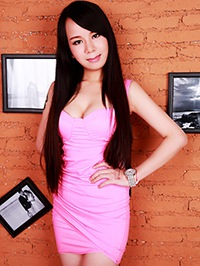 Asian woman Tingting (Tina) from Anhui, China
