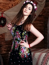 Single Anna from Khmelnitskyi, Ukraine