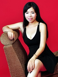 Asian woman Peiyi (Pecy) from Guangzhou, China