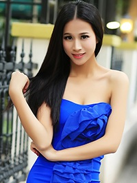 Asian lady Ying (Ying) from Maoming, China, ID 44345