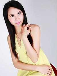 Asian lady Dongjing (Dawkins) from Lianjiang, China, ID 44357