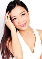 Asian lady Weiwen (Vivi) from Guangzhou, China, ID 44359