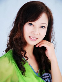 Asian woman Zhan (Zara) from Guangxi, China