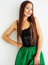 Single Kseniya from Nikolaev, Ukraine
