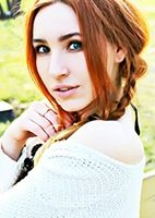 Russian single Alina from Donetsk, Ukraine