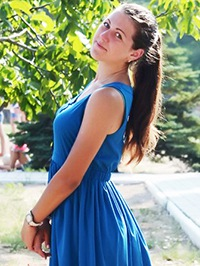 Single Mariya from Mariupol, Ukraine