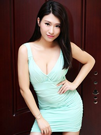 Asian Bride Shaosha (Cindy) from Zhanjiang, China