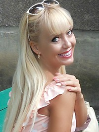 Russian woman Oksana from Konstantinovka, Ukraine