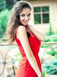 Russian single woman Elina from Poltava, Ukraine