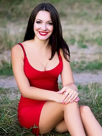 Russian Bride Kristina from Poltava, Ukraine