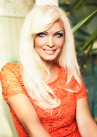 Russian single Angelina from Kharkov, Ukraine