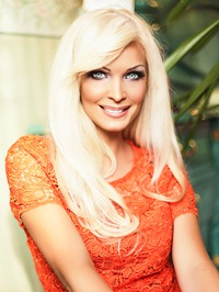 Russian Bride Angelina from Kharkov, Ukraine