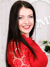 European Bride Anna from Slobozia, Ukraine
