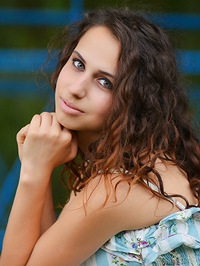 Single Sofia from Kiev, Ukraine