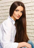 Russian single Alena from Kiev, Ukraine