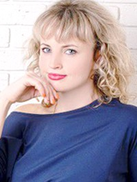 Russian woman Oksana from Dnepropetrovsk, Ukraine
