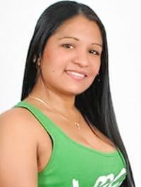 Latin woman Olga Lucia from Bogotá, Colombia