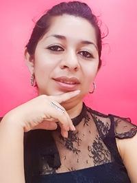 Latin woman Edicsa from San Pedro Sula, Honduras