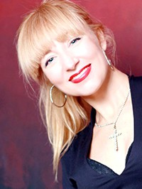 Single Oksana from Dnepropetrovsk, Ukraine