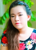 Asian lady Tran from Hunan, China, ID 45023