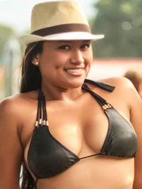 Single Angie Catalina from Bogotá, Colombia