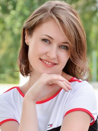 Russian Bride Lyudmila from Nikolaev, Ukraine