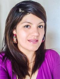 Latin woman Lisseth Jelina from Lima, Peru