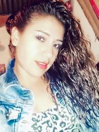 Latin woman Yinnet Gabriela from Bogotá, Colombia