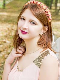 Single Aleksandra from Kherson, Ukraine