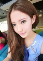 Asian lady Ting from Nanning, China, ID 45161