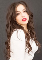 Russian single Evgeniya from Rubezhnoe, Ukraine
