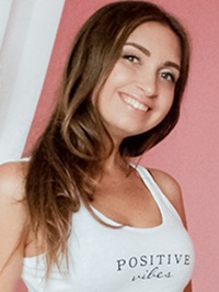 Single Olga from Lvov, Ukraine