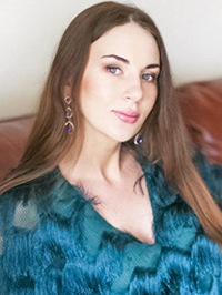 Single Evgeniya from Yalta, Russia