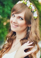 Russian single Yana from Kherson, Ukraine
