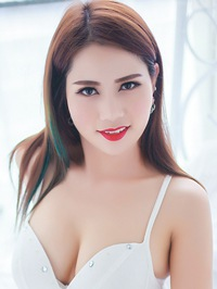 Asian Bride Le from Zhengzhou, China