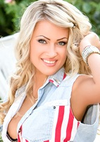 Russian single Olesya from Odessa, Ukraine