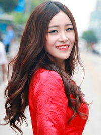 Asian lady Zhezhe from Beijing, China, ID 45464