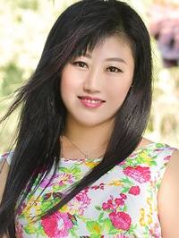 Single Yajuan (Dawn) from Fushun, China