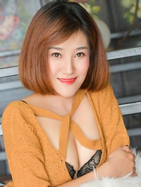 Asian Bride Shuang (Sandra) from Fushun, China