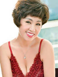 Single Huiqin (Doris) from Fushun, China