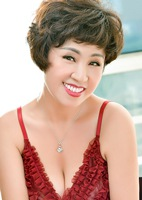 Asian lady Huiqin (Doris) from Fushun, China, ID 45515