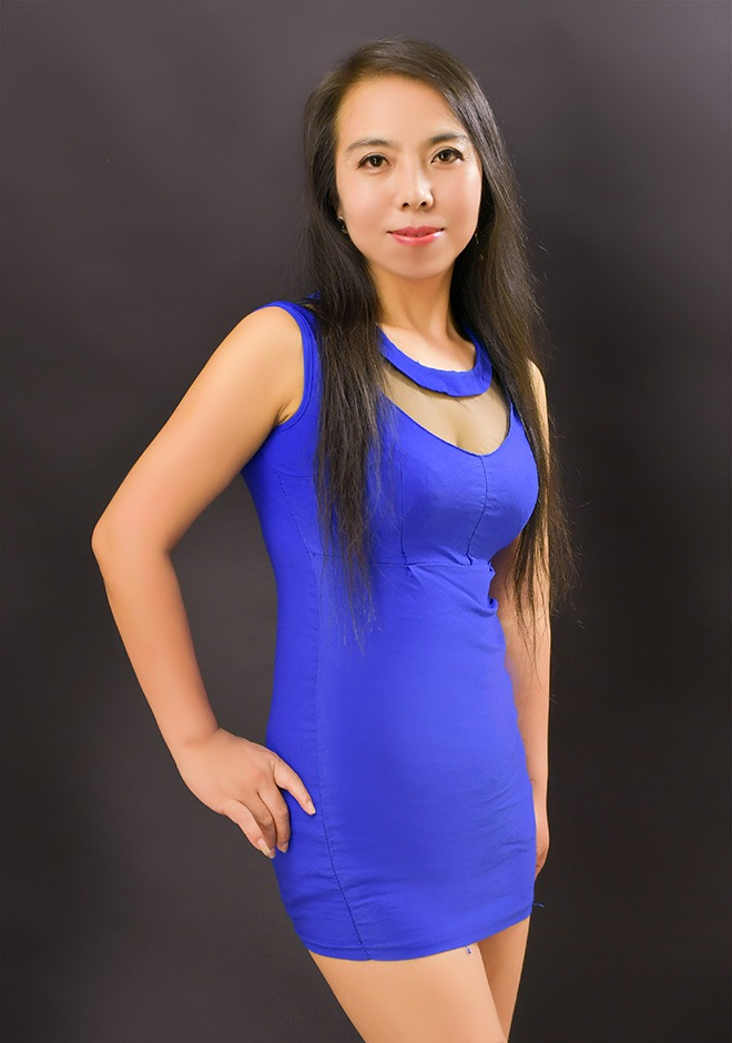 Asian bride Xiuying (Zoey) from Shengyang