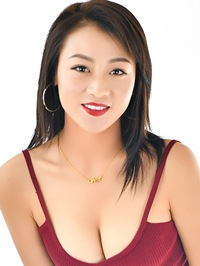 Asian single woman Meiyue (Heidi) from Liaoyang, China