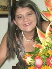 Latin woman Luisa Fernanda from Santiago de Cali, Colombia