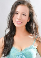 Russian single Qiaoling (Peggy) from Heze, China