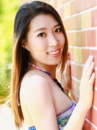Asian Bride Ning (Anne) from Sanhe, China