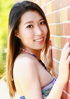 Asian lady Ning (Anne) from Sanhe, China, ID 45637