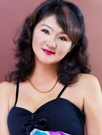 Asian lady Wang (Kama) from Benxi, China, ID 45647
