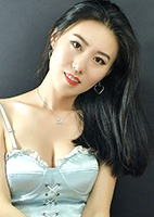 Asian lady Yujia (Eve) from Dandong, China, ID 45652