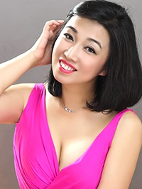 Asian woman Min (Aimily) from Fushun, China